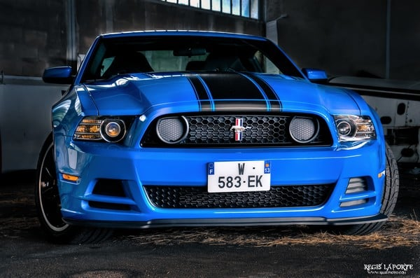 Ford Mustang Boss 302 Us Cars Technologie