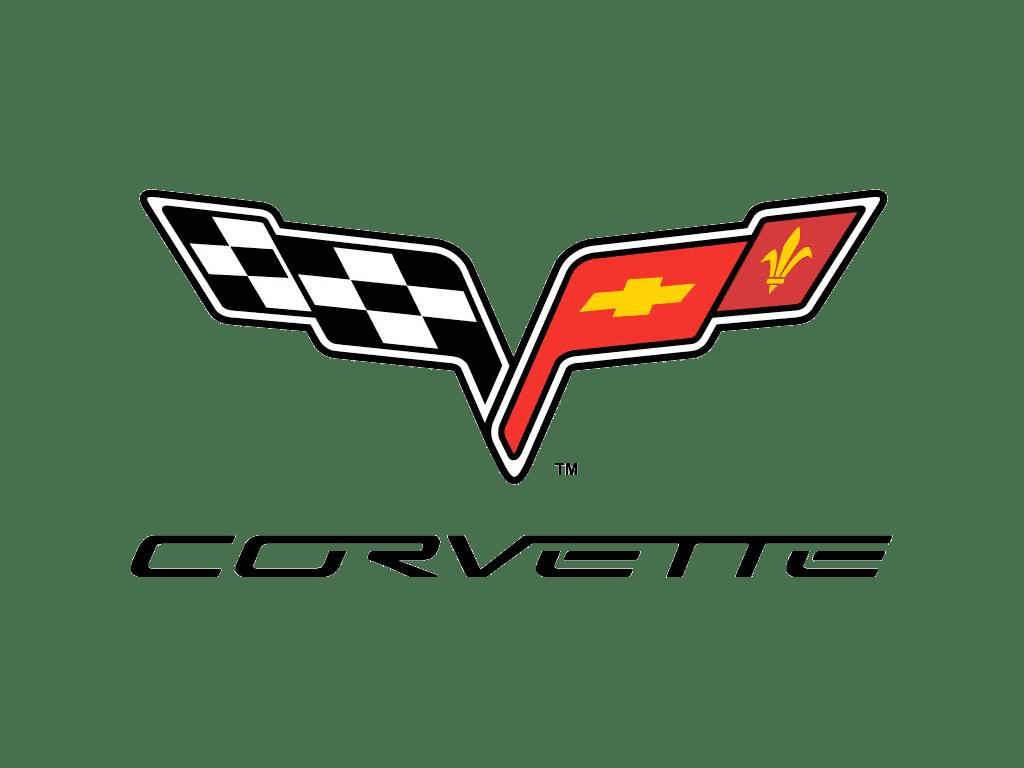 Corvette Logo 2005 1024 768 Us Cars Technologie
